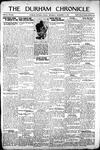 Durham Chronicle (1867), 13 Dec 1923