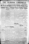 Durham Chronicle (1867), 20 Dec 1923