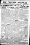 Durham Chronicle (1867), 27 Dec 1923