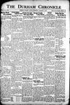 Durham Chronicle (1867), 3 Jan 1935