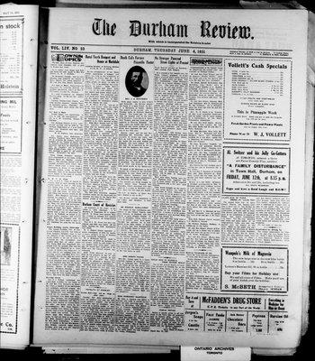 Durham Review (1897), 4 Jun 1931