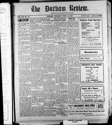 Durham Review (1897), 25 Jun 1931