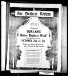 Durham Review (1897), 28 Sep 1933