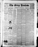 Grey Review, 13 May 1880