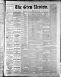 Grey Review, 6 Jan 1881