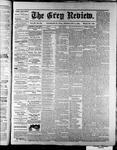 Grey Review, 3 Feb 1881