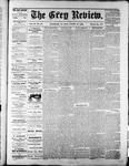 Grey Review, 16 Jun 1881