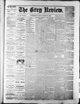 Grey Review, 30 Jun 1881