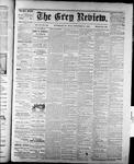 Grey Review, 6 Oct 1881