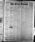 Grey Review, 20 Oct 1881