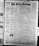 Grey Review, 2 Mar 1882