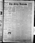 Grey Review, 23 Mar 1882