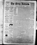 Grey Review, 18 May 1882