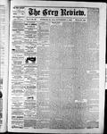Grey Review, 2 Nov 1882