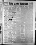 Grey Review, 9 Nov 1882