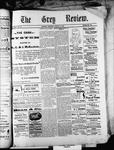 Grey Review, 13 Aug 1896