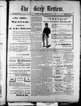 Grey Review, 25 Mar 1897