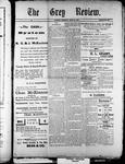 Grey Review, 22 Apr 1897