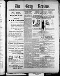 Grey Review, 29 Apr 1897