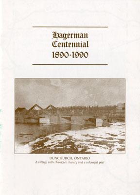 Hagerman Centennial 1890 - 1990