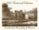 Whitestone Historical Society Calendar- 2007