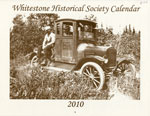 Whitestone Historical Society Calender - 2010