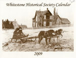 Whitestone Historical Society Calender - 2009