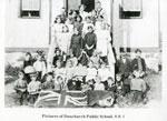 Dunchurch Public School S. S. #1, circa 1908