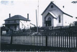 The Methodist Church and Parsonage House, Dunchurch, 1923
