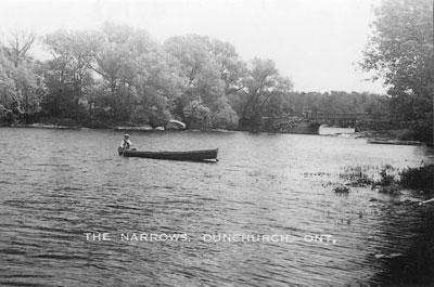 The Narrows, Dunchurch, circa 1930