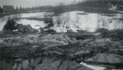 The Deer River Flooding, 1922