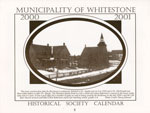 Whitestone Historical Society Calender -  2000 & 2001
