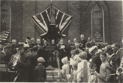 150th Anniversary of St. John's Lutheran Church, Riverside Heights, Ontario