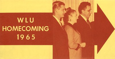 WLU Homecoming 1965