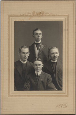 Publication Committee of the Canada Lutheran, 1915