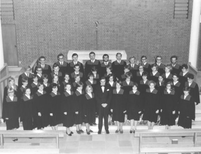 Waterloo Lutheran University Choir