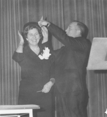 William Villaume and Dorothy Greb