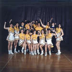 Wilfrid Laurier University cheerleading team, 1991-1992