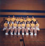 Wilfrid Laurier University cheerleading team, 1990-1991