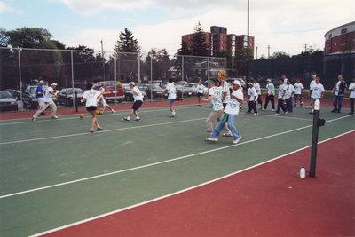 Wilfrid Laurier University Orientation Week, 2001