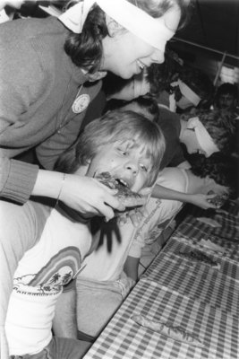 Wilfrid Laurier University winter carnival, 1985