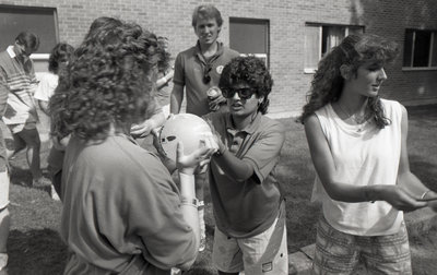 Wilfrid Laurier University Orientation Week, 1987