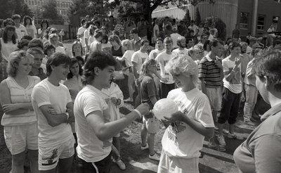 Wilfrid Laurier University Orientation Week, 1987