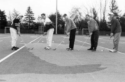 Wilfrid Laurier University men's golf team