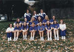 Wilfrid Laurier University women's volleyball team, 1995-96