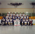 Wilfrid Laurier University women's hockey team, 1998-99