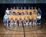Wilfrid Laurier University men's volleyball team, 1984