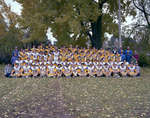Wilfrid Laurier University football team, 1979