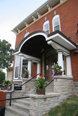 Opening of Wilkes House Residence, Laurier Brantford