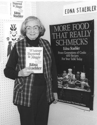 Edna Staebler